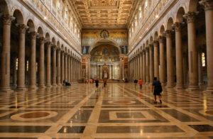 worldtour-igrejas papais de roma