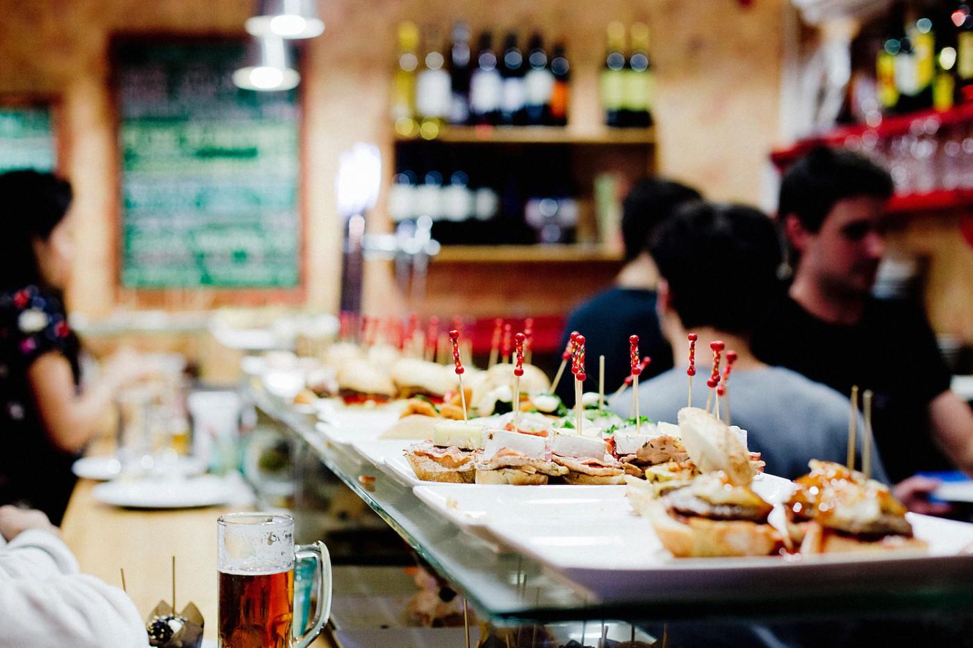 Os melhores restaurantes de Barcelona