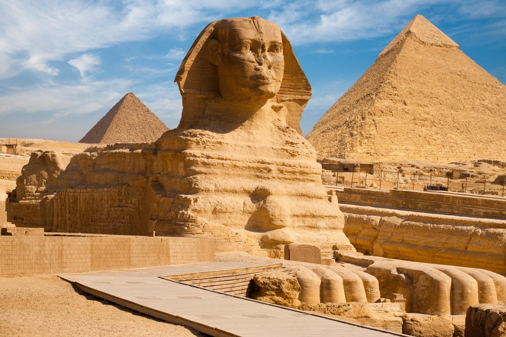 O que conhecer no Egito?