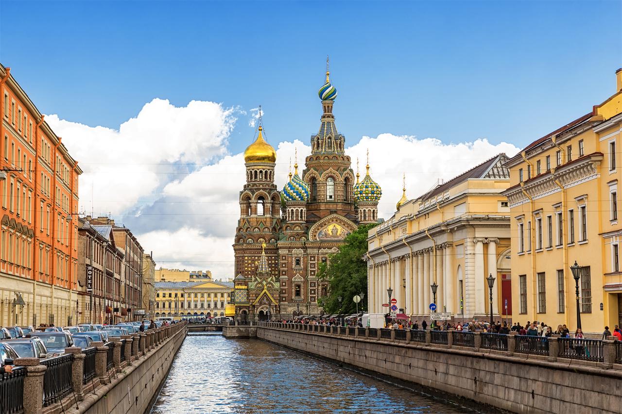Conheça São Petersburgo