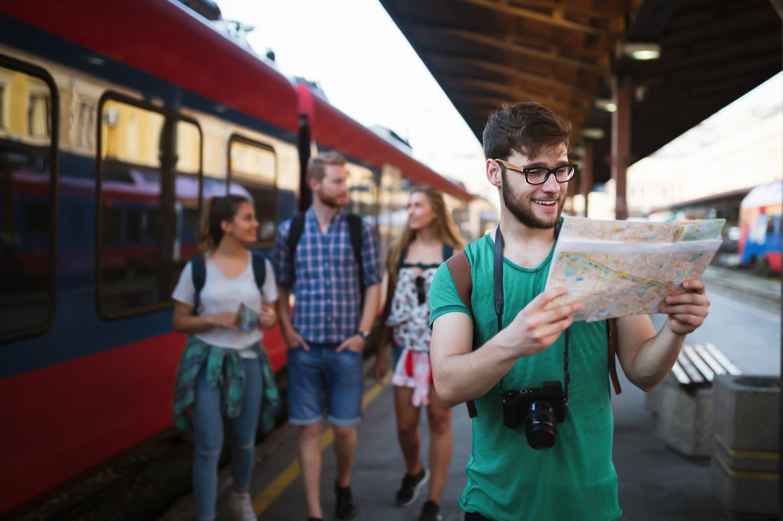 É melhor viajar pela Europa de trem ou de avião?