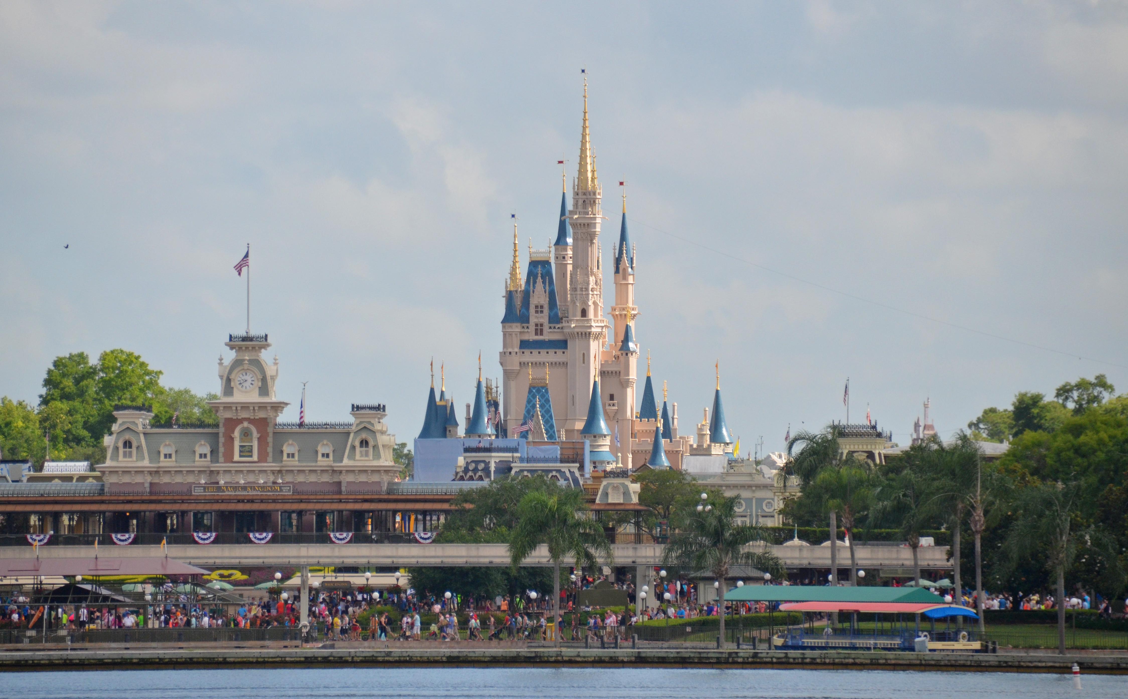 Como conhecer a Disney