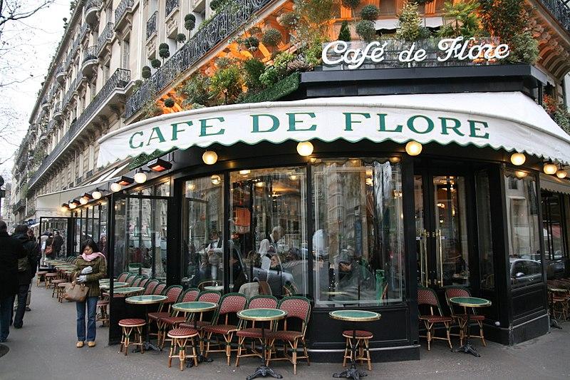 Conheça os 5 principais cafés em Paris