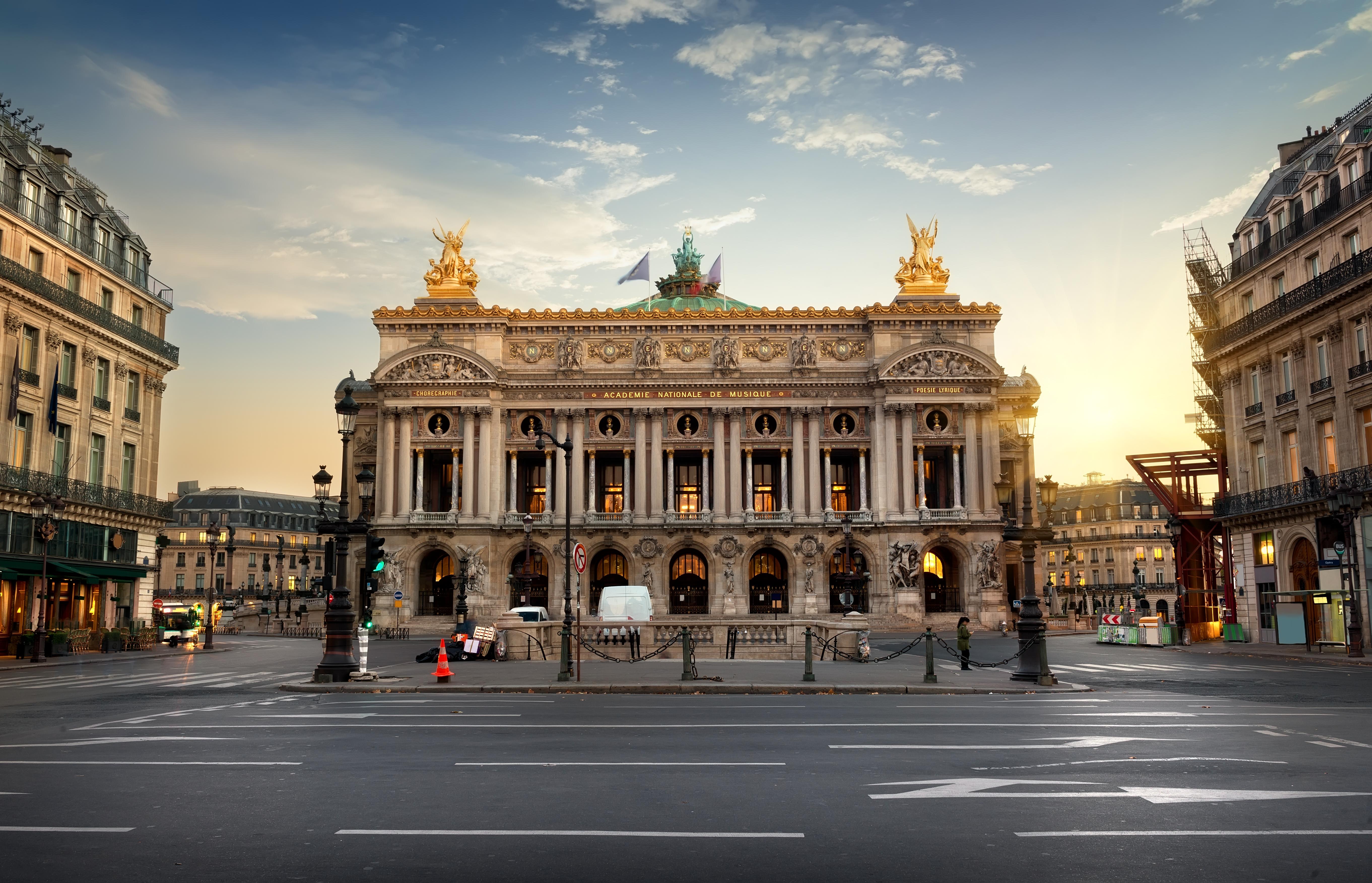 Conheça os mais belos teatros ao redor do mundo